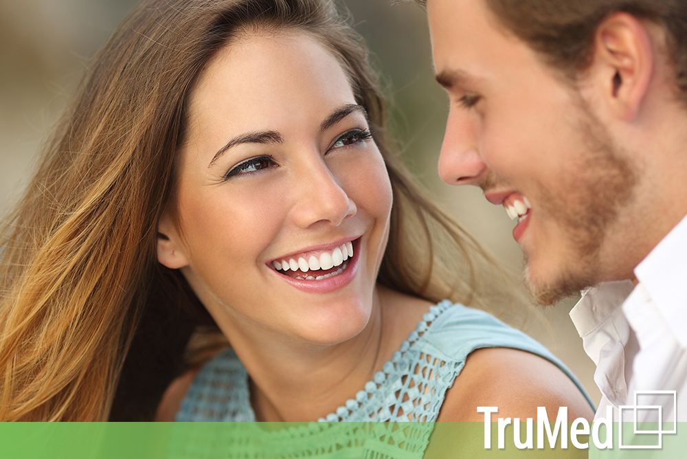 happy couple that sees Naturopaths at TruMed Edmonton Clinic